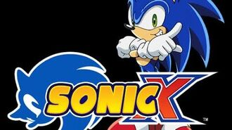 Sonic X Episode 60 - Trick Sand