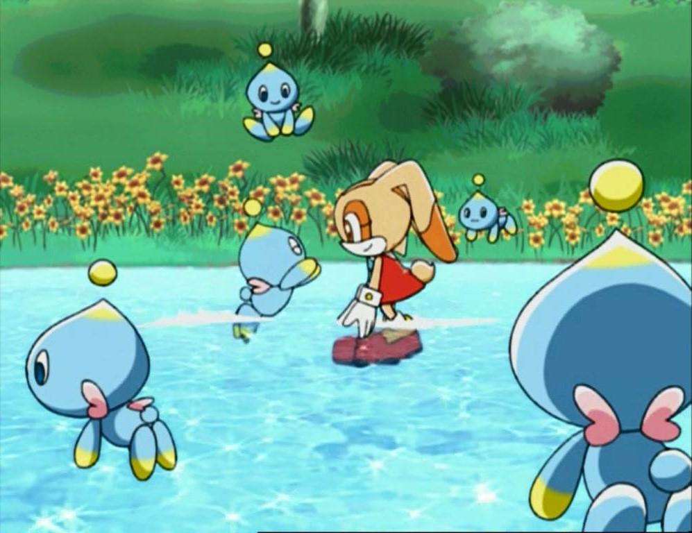 Chao Garden (Sonic X) | Sonic X Wikia | FANDOM powered by Wikia