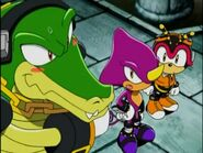 Sonic X Episode 59 - Galactic Gumshoes 208508