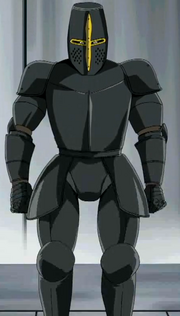 The Black Knight Sonic X