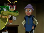 Sonic X - Season 3 - Episode 71 Hedgehog Hunt 335936
