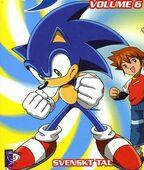Sonic x vol 6-1
