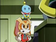 Sonic X Episode 59 - Galactic Gumshoes 862362
