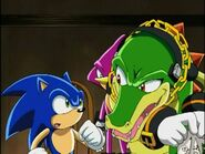 Sonic X - Season 3 - Episode 71 Hedgehog Hunt 563329