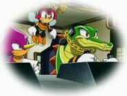 Sonic X - Season 3 - Episode 71 Hedgehog Hunt 266800