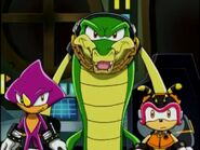 Sonic X Episode 59 - Galactic Gumshoes 1121554