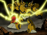 Ep72 Yellow Zelkova vs Knux