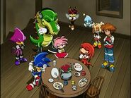 Sonic X - Season 3 - Episode 71 Hedgehog Hunt 544377