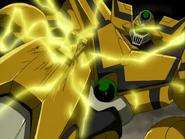 Ep72 Yellow Zelkova leg