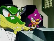 Sonic X Episode 59 - Galactic Gumshoes 720653