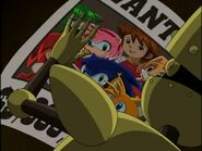 Sonic X - Season 3 - Episode 71 Hedgehog Hunt 444244