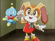 Sonic X Episode 59 - Galactic Gumshoes 1022255