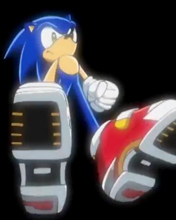 Hi Speed Shoes Sonic X Sonic X Wikia Fandom