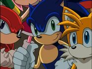Sonic X - Season 3 - Episode 71 Hedgehog Hunt 399666