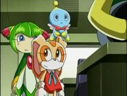 Sonic X Episode 59 - Galactic Gumshoes 870770