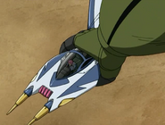Ep68 Robot grabs Leon