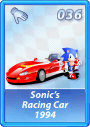 Card 036 (Sonic Rivals)