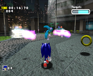 Chaos 0 DX Sonic 5