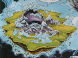 Floating Island (Sonic the Comic)