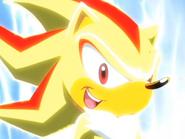 Happy Super Shadow