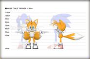 Modern3D Height Tails