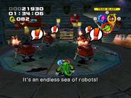 Robot Storm Chaotix 06
