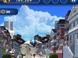 Golden Bay Zone (Sonic Dash)
