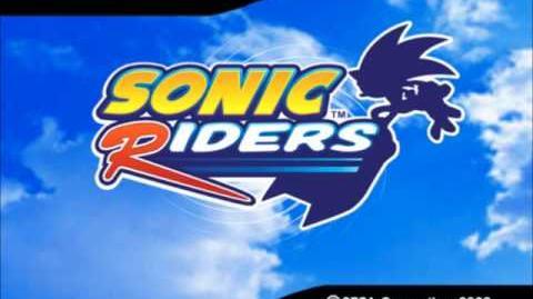 Sonic Speed Riders Sonic Riders Main Theme