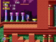 Sonic Spring Yard