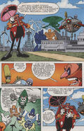 Sonic X issue 28 page 3