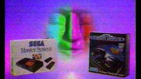 Anuncio Sega Master System y Mega Drive 90's Commercial