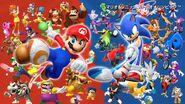 Artwork - Mario & Sonic Rio 2016 Olympic Games