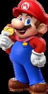 Mario&Sonic2020 MedalMario