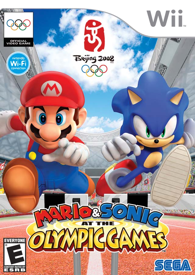 Mario & Sonic at the Olympic Games | Sonic News Network | FANDOM