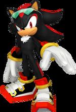 SFR Shadow the Hedgehog