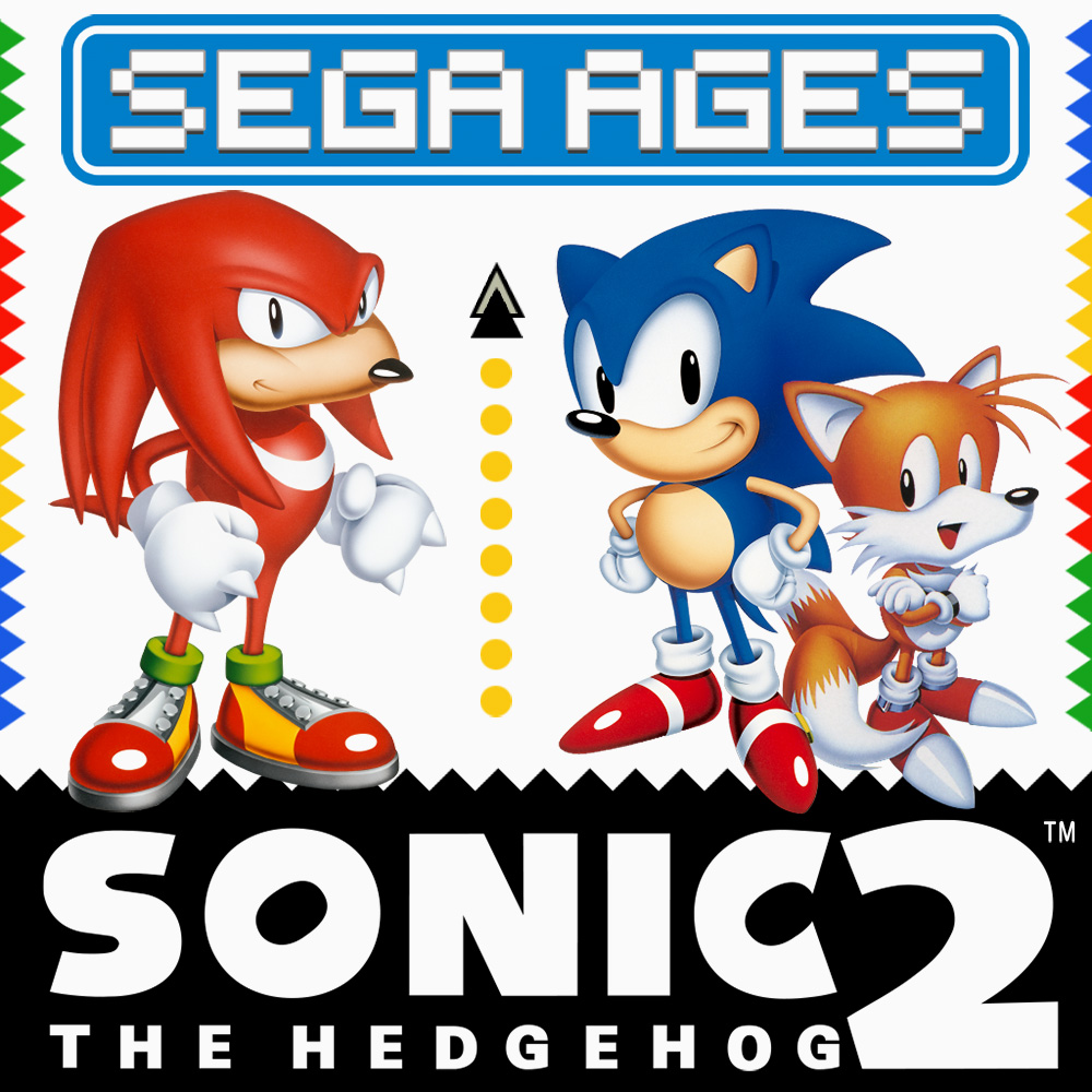 Sega Ages Sonic The Hedgehog 2 Sonic News Network Fandom