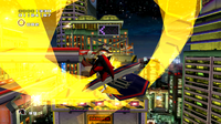 Sonic Adventure 2 - Light Speed Attack