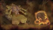 Darkspine Sonic vs Alf Laylawa-Layla