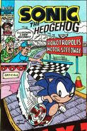 Early Archie Sonic Issue 13
