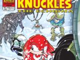 Archie Knuckles the Echidna Issue 19