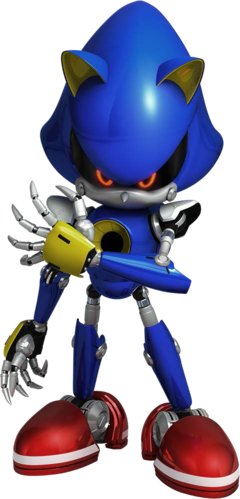 Metal Sonic | Sonic News Network | FANDOM powered by Wikia