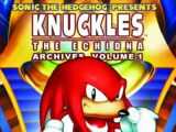 Archie Knuckles Archives Volume 1