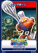 Sonic Colors karta 1