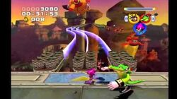 Sonic Heroes Egg Albatross (Team Chaotix)
