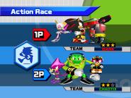 Sonic Heroes Multi select