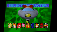 Sonic R select 5