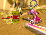 Sonic Riders - Amy - Level 3