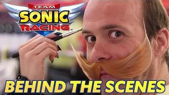 Team Sonic Racing - Live Action Behind the Scenes