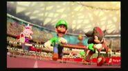 Blaze, Luigi, Shadow, Yoshi & Dr. Eggman