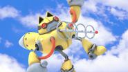 Hypnobot falling